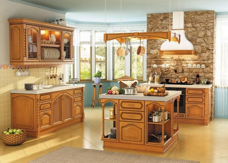 Кухня модель 164